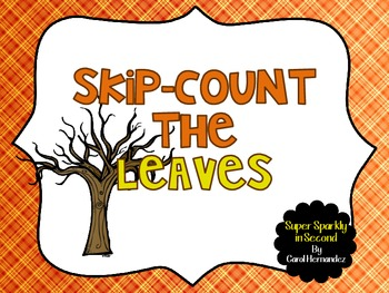 FREE Skip Count the Leaves
