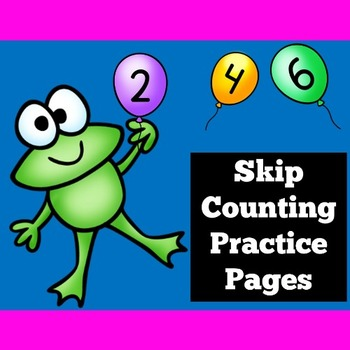 Skip Counting Activities | Skip Counting Practice | Kinder