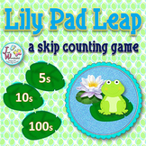 Skip Counting Game of Counting by 5's, 10's, and 100's