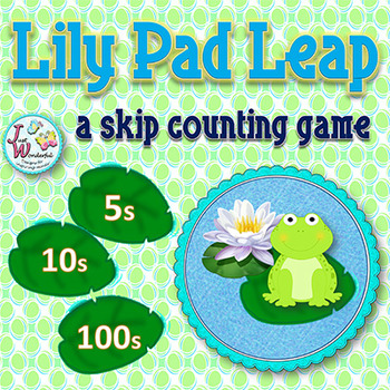 Skip Counting - Game - Skip Counting by 5s, 10s and 100s