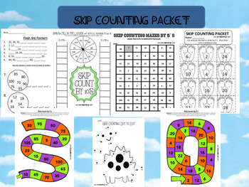 Skip Counting Packet