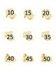 Skip Counting Popcorn File Folder Game