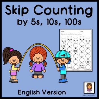Skip Counting Within 1000