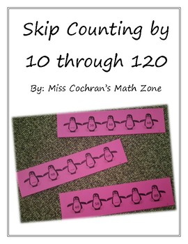 Skip Counting by 10 through 120