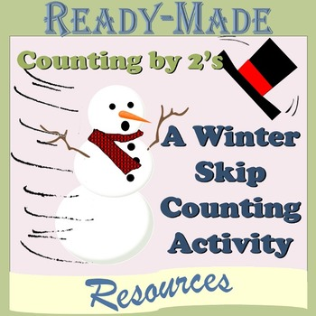 Skip Counting by 2s FREEBIE