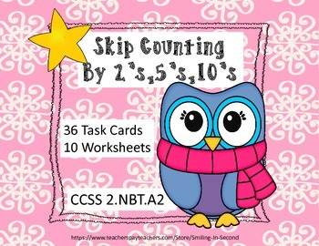 Skip Counting CCSS2.NBT.A.2