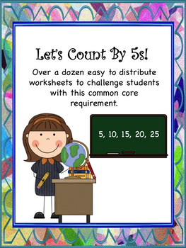 Skip Counting by 5s