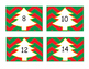 Skip Counting by 2's * Christmas Tree theme!