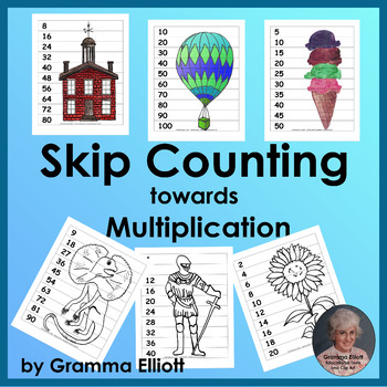Skip Counting towards Multiplication