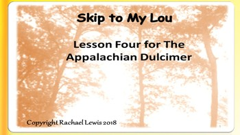 Skip to My Lou:  Beginning Music Lesson Plan For Appalachi