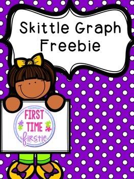 Skittle Graph Freebie