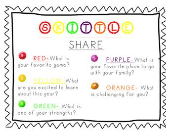 Skittle Share