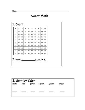 Skittles/Candy Math