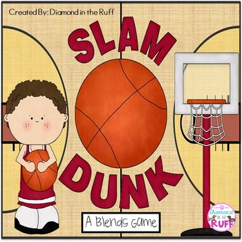 A Blends Game: Slam Dunk