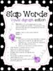 Slap Words (Vowel Digraph Edition)