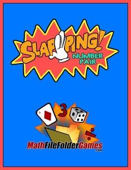 Slapping Number Pairs {Math Game}