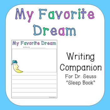 Sleep Book Dr. Suess