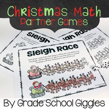 Sleigh Race