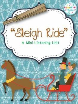 Sleigh Ride - A Mini Listening Unit