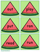 Slicing Up Sight Words: A Sight Word Game
