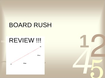 Slope Board Rush