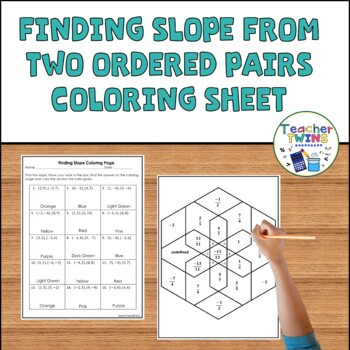 Slope Coloring Page