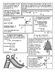 Slope: Grade 8 Study Guide/Reference Sheet/Graphic Organizer