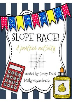 Slope Race Activity