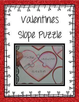 Slope Valentines Puzzle