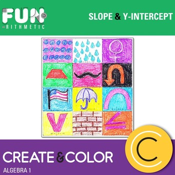 Slope and Y-Intercept Create and Color