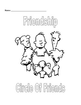 Small Group & Indiviudal Counseling: Friendship Activities Packet