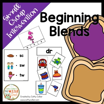 Small Group Interventions Set: Blends