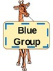 Small Group Labels - Differentiated Instruction (Editable)