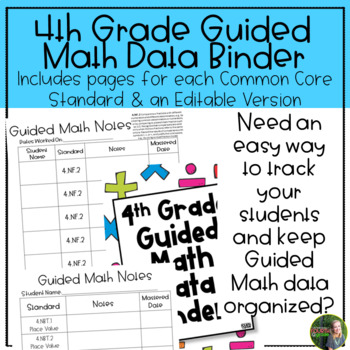 Guided Math Notes