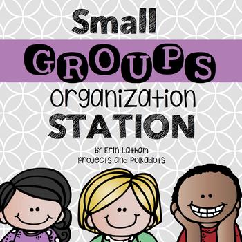 Small Groups Organization Station