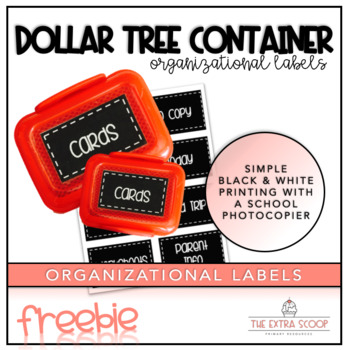 Small Label Pack Freebie