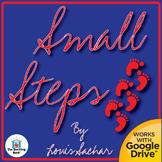 Small Steps Novel Study CD