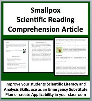 Smallpox - Science Reading Comprehension