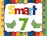 Smart 7 Classroom Posters and Desk Cards