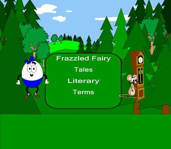 Smart Board: Frazzled Fairy Tails English: Vocabulary Term
