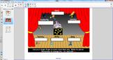 Smart Board Grammar: Plurals- Change Y to I add ES