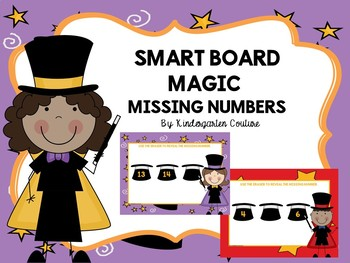 Smart Board Magic Missing Numbers