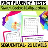 Smart Cookie Math - A Program to Master Multiplication Facts