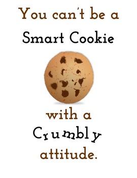 Smart Cookie Print Art