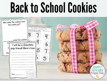 Back to School Smart Cookies