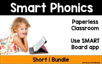 Smart Phonics Short I Bundle