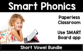 Smart Phonics Short Vowel Big Bundle