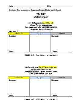 Smart by Shel Silverstein