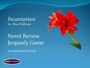 SmartBoard Jeopardy Battleship Game: Incantation Novel Review