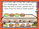 SmartBoard Math Problem of the Day: Fall Thanksgiving Nove